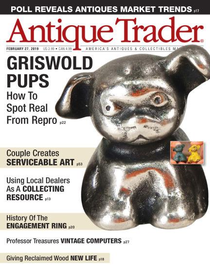 Antique Trader February 19, 2019 00:00