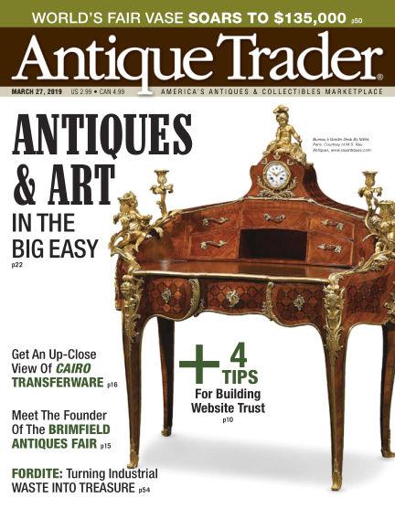 Antique Trader March 19, 2019 00:00
