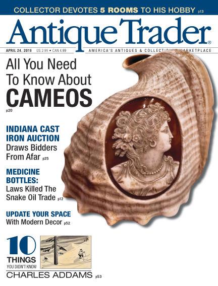 Antique Trader April 16, 2019 00:00