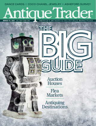 Antique Trader March 15 2021
