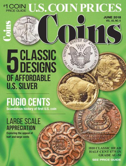 Coins April 07, 2018 00:00