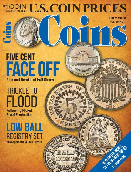 Coins May 12, 2018 00:00