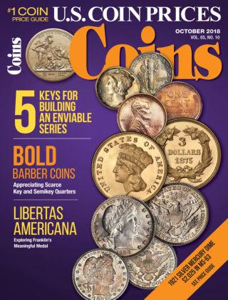 Coins Oct 2018