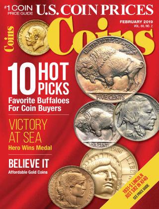 Coins Feb 2019