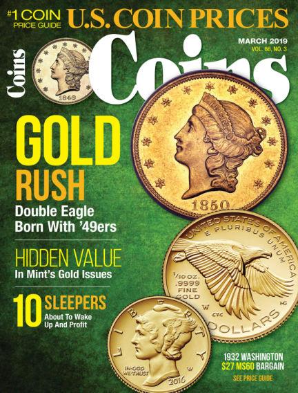 Coins January 09, 2019 00:00