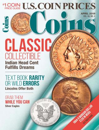 Coins Apr 2019