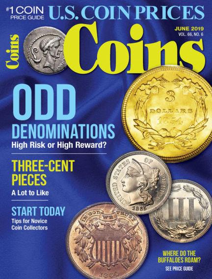 Coins April 03, 2019 00:00