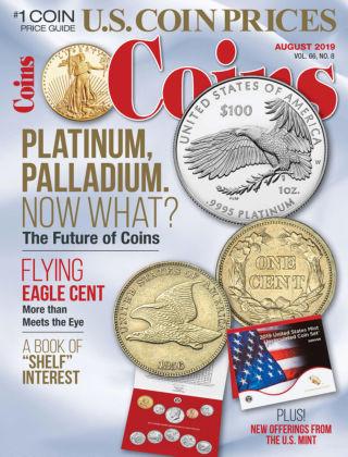 Coins Aug 2019