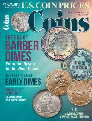 Coins Sep 2019