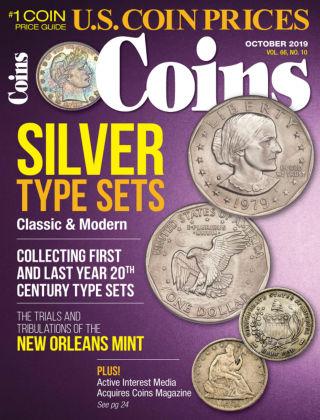 Coins Oct 2019