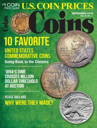Coins Nov 2019