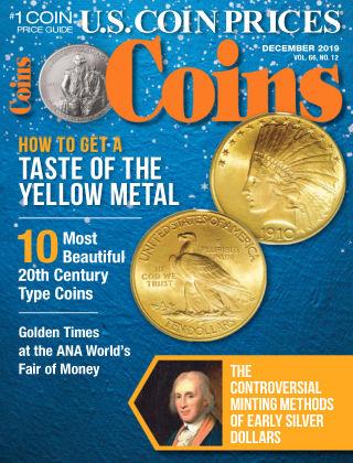 Coins Dec 2019