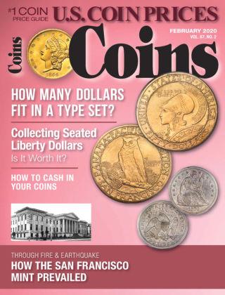 Coins Feb 2020