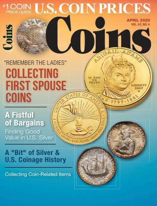 Coins April 2020