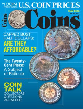 Coins May 2020