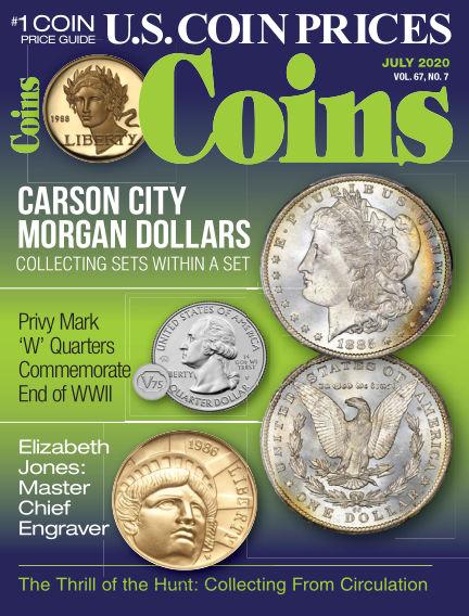 Coins May 18, 2020 00:00