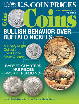 Coins Sept 01 2020