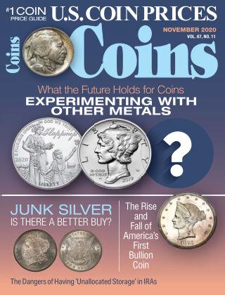 Coins November 01 2020