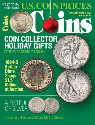 Coins December 01 2020