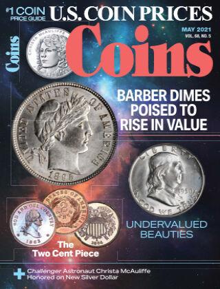 Coins May 1 2021