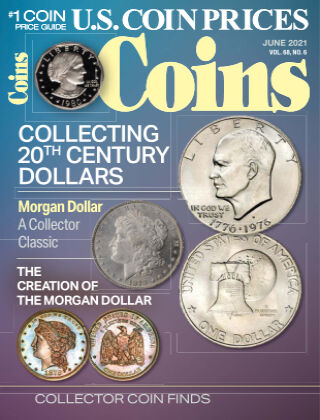 Coins June 1 2021