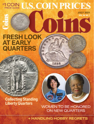 Coins July 1 2021