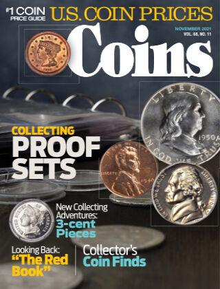 Coins November 1 2021