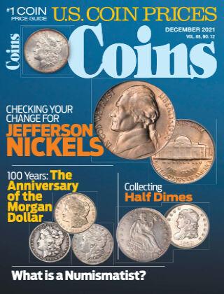Coins December 1 2021