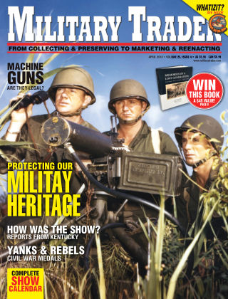 Military Trader Apr 2018