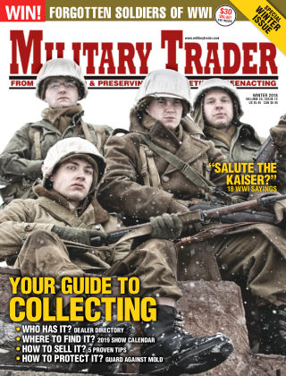 Military Trader Ambassador Issue