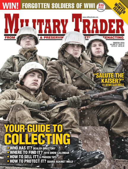 Military Trader November 10, 2018 00:00