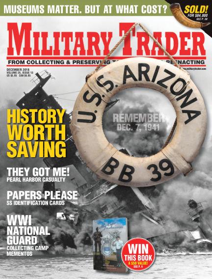 Military Trader December 01, 2018 00:00
