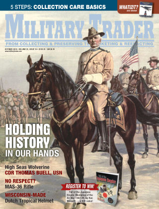 Military Trader Oct 2019