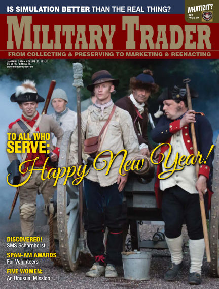 Military Trader December 25, 2019 00:00