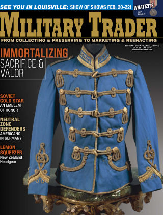 Military Trader February 2020