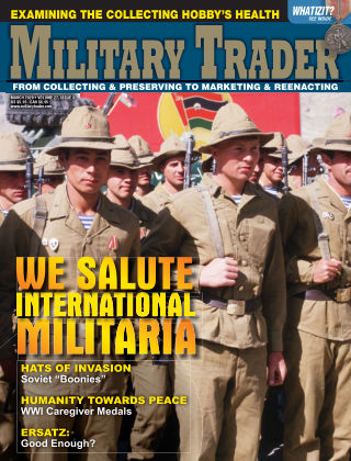 Military Trader March 2020