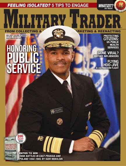 Military Trader May 01, 2020 00:00