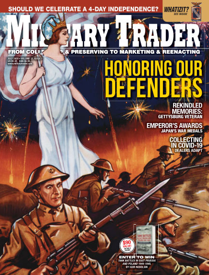 Military Trader July 03, 2020 00:00