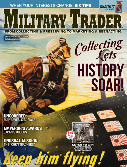 Military Trader July 31, 2020 00:00
