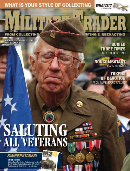 Military Trader October 30, 2020 00:00