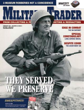 Military Trader February 1 2021