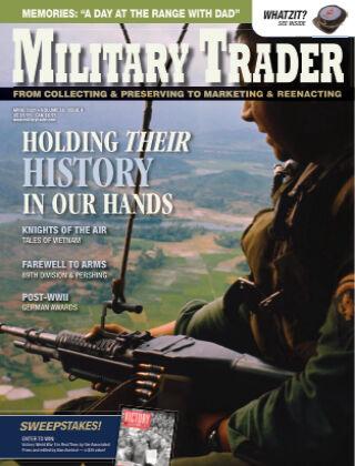Military Trader April 1 2021