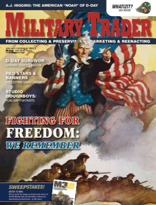 Military Trader June 1 2021