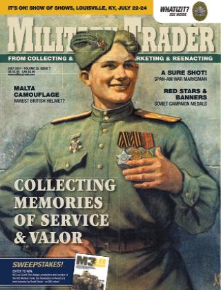 Military Trader July 1 2021