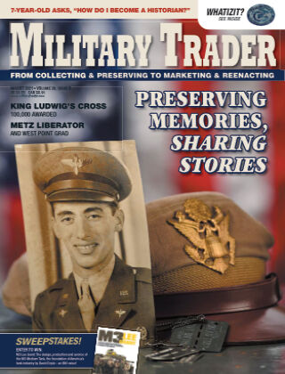 Military Trader August 1 2021