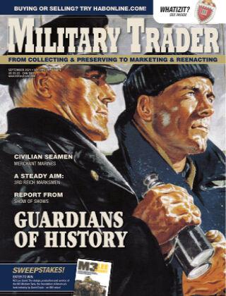 Military Trader September 1 2021