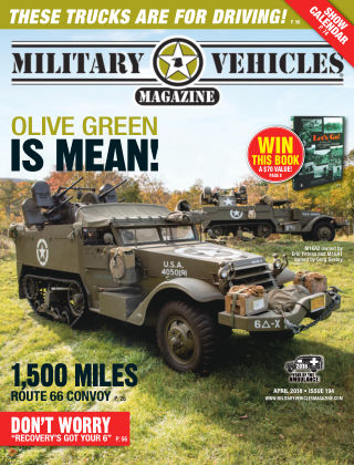 Military Vehicles Apr 2018