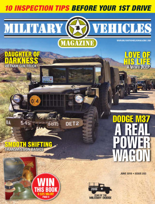 Military Vehicles Jun 2019
