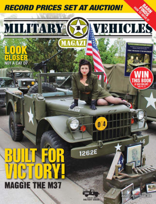 Military Vehicles Aug 2019