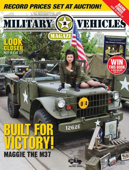 Military Vehicles June 04, 2019 00:00